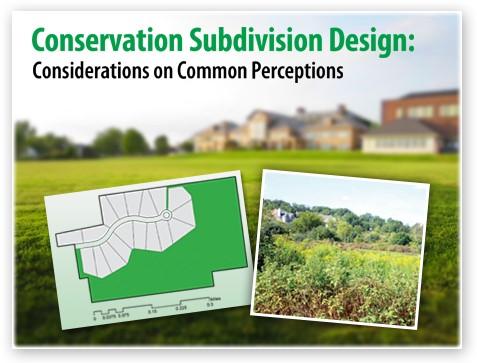 conservation subdivision design